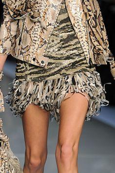 blumarine at milan fashion week fall 2010