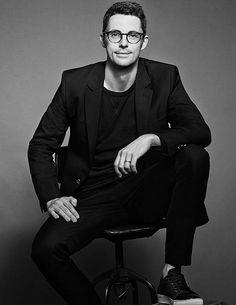 Mr Matthew Goode, photo by Mr Blair Getz Mezibov for Mr Porter