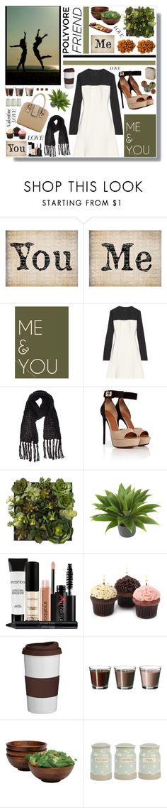 """""""HAPPY VALENTINE'S DAY! ♥"""" by dingonunnu ❤ liked on Polyvore featuring me you, TIBI, Lalù, Givenchy, Nearly Natural, Smashbox, Trudeau, Lipper, Rachael Ray and One Hundred 80 Degrees"""