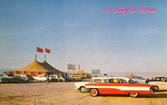 Vintage Salton Sea postcard Salton Sea California, Lakes In California, Northern California, Salvation Mountain, Places Of Interest, Great Memories, Ghost Towns, Vintage Pictures, Abandoned
