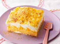 Geheime Rezepte: Orangen Tiramisu (mal was anderes als der Standard, ohne Alkohol) Trifle Desserts, No Cook Desserts, Delicious Desserts, Yummy Food, Sweets Cake, No Bake Treats, Vanilla Cake, Cake Decorating, Sweet Tooth
