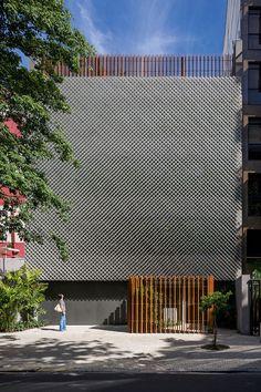 Aníbal Building  / Bernardes Arquitetura , © Leonardo Finotti