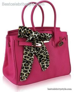 cool Pink Designer Handbag for Women