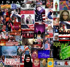 American Muslim....my collage