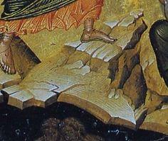 Горки и растения на иконе. Библио..