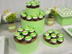 Sweeten Your Day Events: DIY Cupcake Tower
