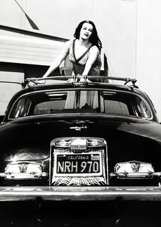 Yvonne De Carlo as Lily Munster, 1960's 1313 Mockingbird Lane, Munster Family, Yvonne De Carlo, Monster Mash, Frankenstein's Monster, Those Were The Days, Munsters Tv Show, The Munsters, Herman Munster