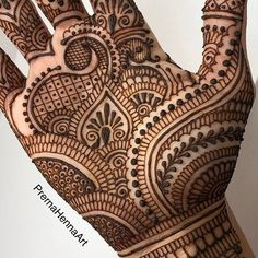 Best Mehndi designs to take inspiration from