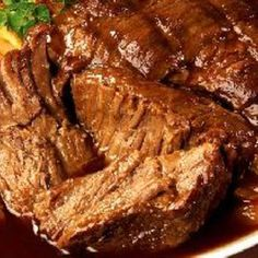 Best Danged Beef Pot Roast ~ Crock Pot