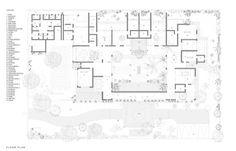Bellad House,plan