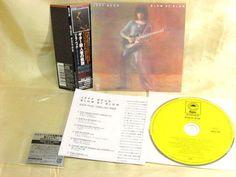 CD/Japan- JEFF BECK Blow By Blow w/OBI mini-LP RARE Digital Remaster MHCP-588 #HardRockJazzRock