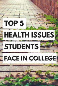 Mental health issues college students face on the daily