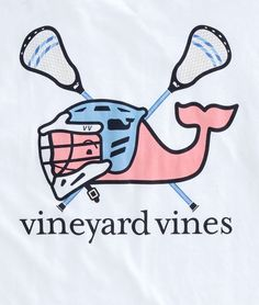 Shop Short-Sleeve Lax Helmet Whale Pocket T-Shirt at vineyard vines Vineyard Vines Whale, Vineyard Vines Shirts, Vinyard Vines, Sport Outfits, Summer Outfits, Cute Outfits, Snowboard Girl, Preppy Girl, Fishing T Shirts