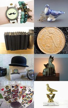 Being Poirot by Elise B. on Etsy--Pinned with TreasuryPin.com