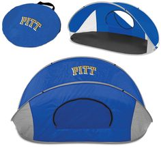 Manta Sun Shelter - University of Pittsburgh Panthers