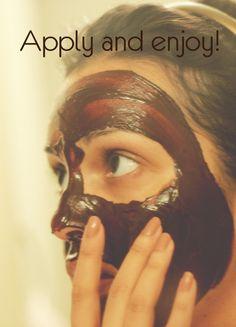 Enjoy your mask!