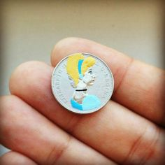 """""""Pop Culture Coins"""" by designer Andre Levy"""