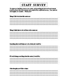 Preschool Teacher Evaluation Packet--A Staff Evaluation form that ...