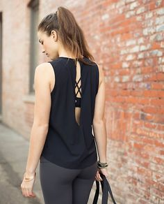 Here to There Tank - lululemon &go collection.