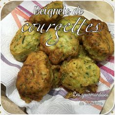 Beignets de courgette Muffin, Breakfast, Blog, Zucchini Fritters, Battle, Food Porn, Kitchens, Morning Coffee, Muffins
