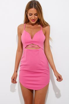 Into Your Arms Dress, Pink, $69 + Free express shipping http://www.hellomollyfashion.com/into-your-arms-dress-pink.html