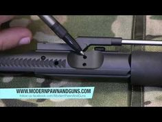 Piston Driven vs Direct Gas Impengment AR15 Operating Systems LMT LWRC MRP - YouTube