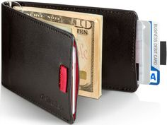 24 Dapper Wallets to Polish Off Your Outfit | Business Insider | Wally Bifold from Distil Union http://www.businessinsider.com/dapper-wallets-2015-5