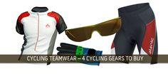 #Cycling #Teamwear – 4 #Cycling #Gears To #Buy @alanic.com