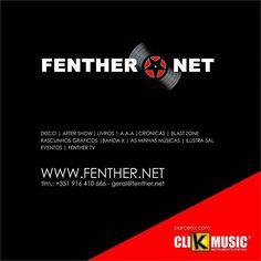 Já conhece o nosso novo parceiro?   Fenther.net   Disco | After Show | Livros | A.A.A | Crónicas | Blast Zone | Rascunhos Gráficos | Banda X | As Minhas Músicas | Ilustra Sal | Eventos | Fenther TV.