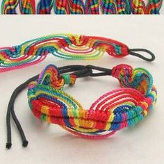 friendship bracelets pattern