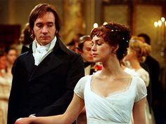 Pride and Prejudice Movie Ball gown white by MattiOnline on Etsy, $295.00