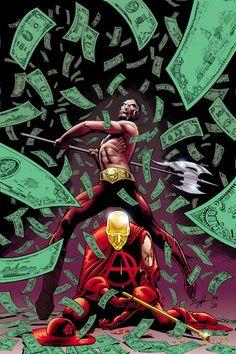 Ra's al Ghul Dc Comics Art, Marvel Comics, League Of Assassins, Al Ghul, Comic Art Community, Batman Universe, Batman Family, New Earth, Martial Artist