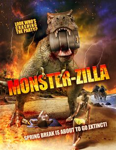 [Trailer] Forget Godzilla Meet Monster-Zilla!