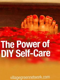 The Power of DIY Self-Care: A Directory of Recipes and Treatments