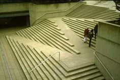 Wheel chair accessible stairs!