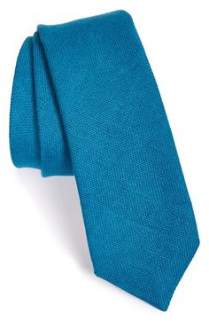 ALEXANDER OLCH Linen Tie available at #Nordstrom