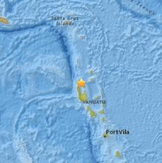 A 7.2-magnitude earthquake rocked off Vanuatu in the Pacific on Sunday, the US Geological Survey said. No casualties or damage have been reported. ​The Vanuatu islands are part of the so-called Ring of Fire — a horseshoe-shaped region in the...