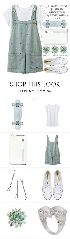 """""""i hope something unexpectedly good happens to you this week"""" by exco ❤ liked on Polyvore featuring Conair, Converse, clean, organized, yoins, yoinscollection and loveyoins"""