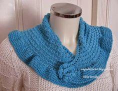 Magia do Crochet Lenço ou pequeno xaile em tricot