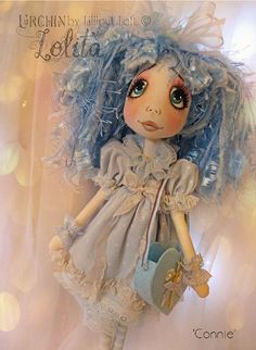 Urchin Lolita Connie by lilliputloft on Etsy