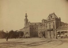 Ratusz 1870