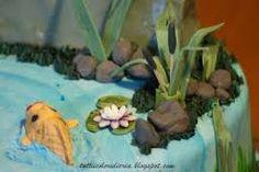 Risultati immagini per torta pescatore panna