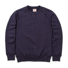 Joe McCoy 10oz Sweatshirt - Navy - ALL PRODUCT - CATEGORIES - Superdenim