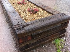 Used pine grade 2 UK railway sleepers- Railwaysleepers.com