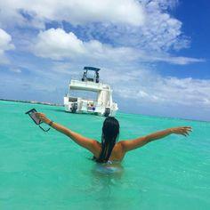 Life ------- NUEVO VLOG ya en mi canal personal http://youtube.com/SinPatuque con nuestro paseo en barco por Punta Cana by mariale