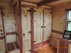 Trophy Amish Cabins, LLC - INTERIORS
