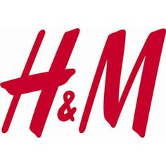 H&M Logo ❤ liked on Polyvore featuring logos, text, fillers, quotes, backgrounds, phrase and saying