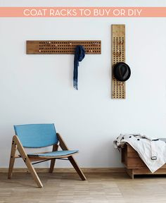 Eye Candy: 15 Coat Racks To Buy Or DIY