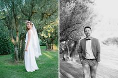Simple and Romantic Wedding in Luberon | Chateau Val Joanis, Pertuis | Wedding Photographer Provence  Bride & Groom Portraits