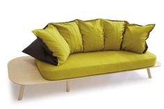 The Disfatto sofa bed by Denis Guidone for DECO is the perfect solution for your laziness! Sofa Furniture, Shabby Chic Furniture, Modern Furniture, Furniture Design, Business Furniture, Outdoor Furniture, Colorful Furniture, Handmade Furniture, Furniture Stores